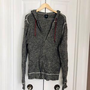 Men's GAP zip up sweater
